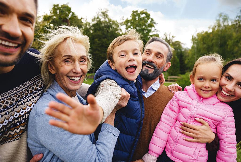 Kronsberger Höfe ein Ort an dem Generationen zusammen leben können