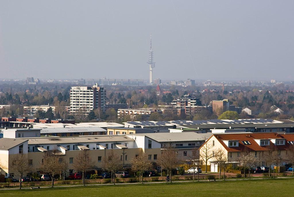 Kronsberg der Stadtteil in dem die Kronsberger Höfe entstehen werden